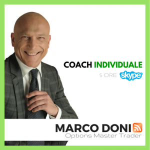 Coach individuale Marco Doni 5 ore